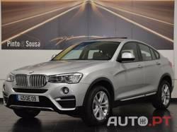 BMW X4 20d Xdrive Auto