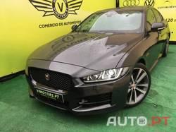 Jaguar XE 2.0D R-Sport Aut
