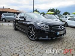 Mercedes-Benz C 220 d Auto (GPS)