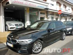 BMW 520 d touring Pack M Auto 190cv