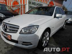 Mercedes-Benz C 220 AVANTGARDE LOOK AMG