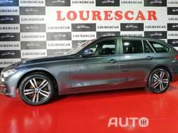 BMW 320 D TOURING AUT. 190cv