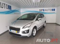 Peugeot 3008 E-HDI Bussiness Line
