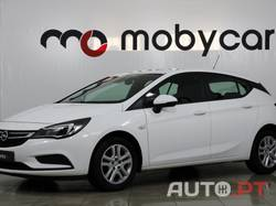 Opel Astra 1.6CDTi Active-Select