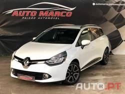 Renault Clio Sport Tourer Dynamique