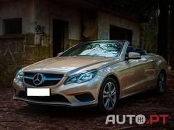 Mercedes-Benz E 250 cdi CABRIO - Full-Extras  (Modelo 2014)