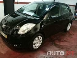Toyota Yaris 2007, 3750€ ou 80€ p/mês