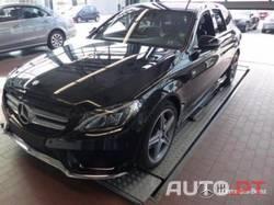 Mercedes-Benz C 220 d AMG