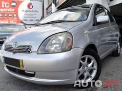 Toyota Yaris 1.0 VVTI GPL
