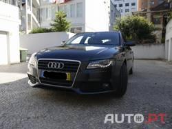 Audi A4 Avant 2.0TDI FPD 143 Multitronic