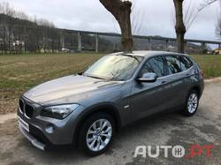 BMW X1 sDrive 20d Efficient Dnamics Edition Luxe