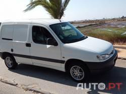 Peugeot Partner 5P Quicksilver