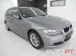 BMW 320 320 D Touring Navigation