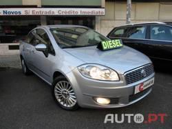 Fiat Linea 1.3 Multijet Emotion *SÓ 143€/MÊS FIXOS* *Apenas 101.000KMs* DIESEL Baixo Consumo