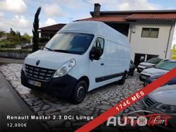 Renault Master 2.3 DCi L3H3 Tecto Alto IVA Dedutível