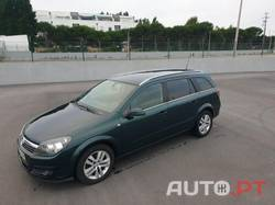Opel Astra Caravan 1.7cdti 100cv (motor isuzu)