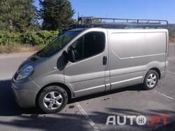 Renault Trafic L1H1 115 dci