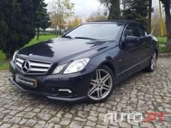 Mercedes-Benz E 220 CDI Cábrio AMG
