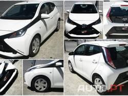 Toyota Aygo X-Plat 1.0