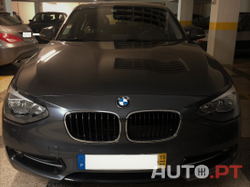 BMW 116 BMW 116 D Efficient Dynamics Line Sport