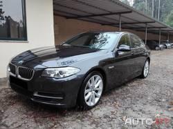 BMW 520 Da 190 cv ano 2014