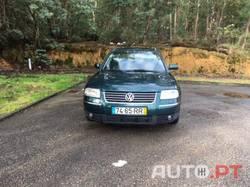 Volkswagen Passat Variant 2.5