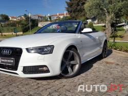 Audi A5 Cábrio 2.0 TDi S-line