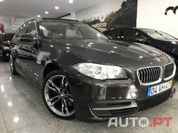 BMW 520 D TOURING EXCLUSIVE