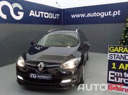 Renault Mégane Sport Tourer Estate dCi 110 eco2 Energy Business