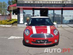 MINI Cooper 1.6 CHILI RED