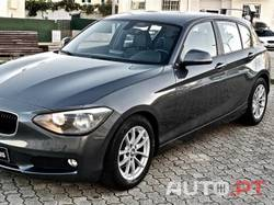 BMW 116 Efficient Dynamics GPS