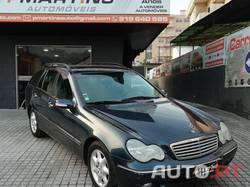 Mercedes-Benz C 180 Kompressor Elegance