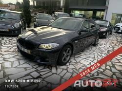 BMW 520 d Kit M 2.0 163cv