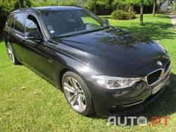 BMW 318 318d Line Sport Touring