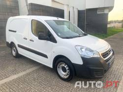 Peugeot Partner 1,6 HDI 3lugares Longa