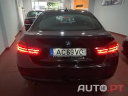BMW 418 Diesel Gran Coupé com GPs, Farois Bi Xenon 6Vel.como Novo