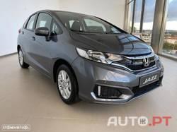 Honda Jazz 1.3 I-VTEC Comfort+Connect Navi