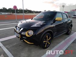 Nissan Juke dCi TEKNA S Pack Ext 2 Yellow S