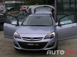 Opel Astra Sports Tourer 1.6CDTi