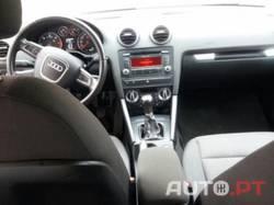 Audi A3 Sportbak