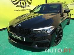 BMW 520 d Line Luxery Auto