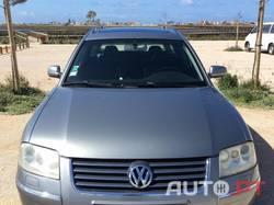 Volkswagen Passat Variant HIGHLINE 1.9 tdi 130cv