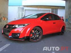 Honda Civic TypeR FK2