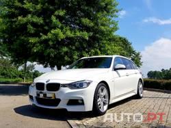 BMW 318 D Pack M