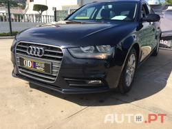 Audi A4 Avant TDI 136 cv