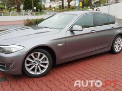 BMW 520 Efficient Dynamics (Exclusive Edition)