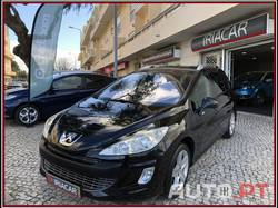 Peugeot 308 SW 1.6 HDI Sport 7 Lugares
