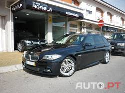 BMW 520 d Touring Auto Pack M 190cv