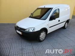 Opel Combo 1.3 CDTi  Porta Lateral