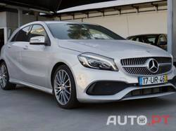 Mercedes-Benz A 180 CDI STYLE AMG PACK